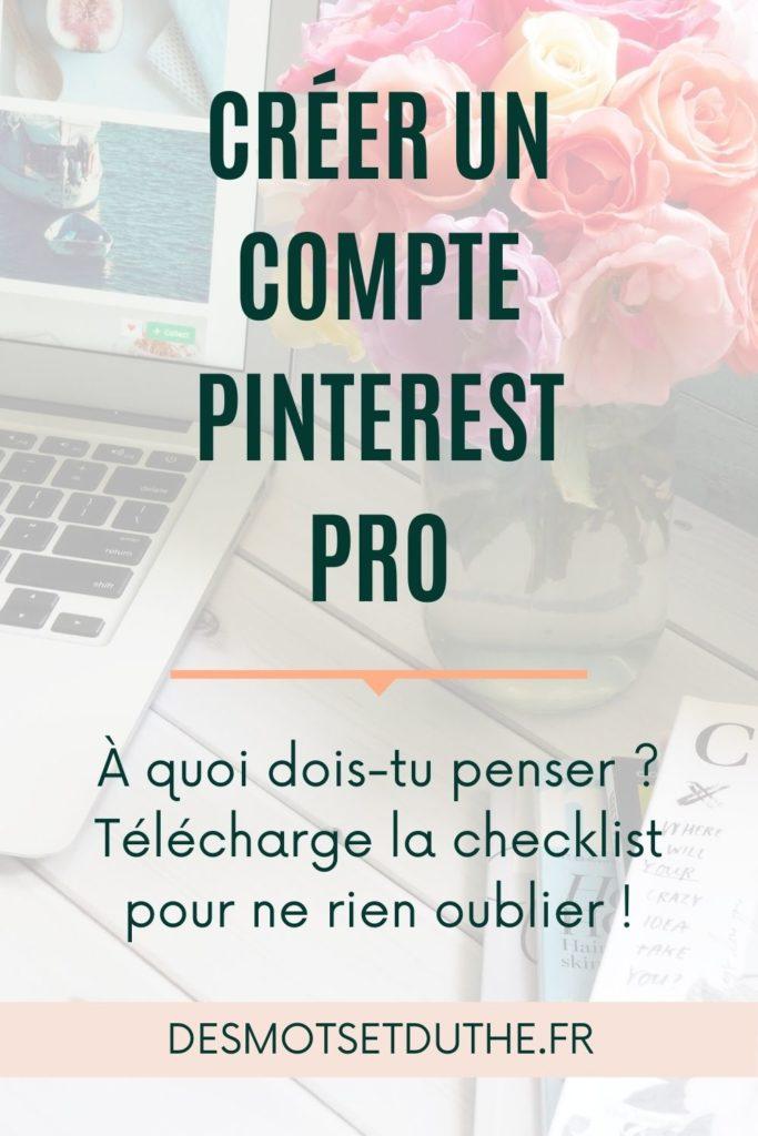 Compte Pinterest Business : comment le créer et l'optimiser ?
